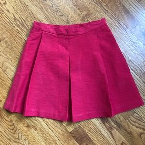 GAP Pleated Mini Skirt